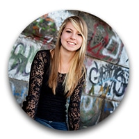 Senior Portraits in Eden Prairie
